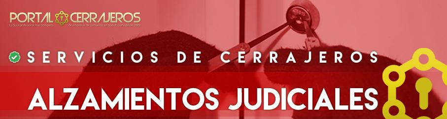 Alzamientos judiciales en Ourense