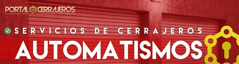 Automatismos en Extremadura
