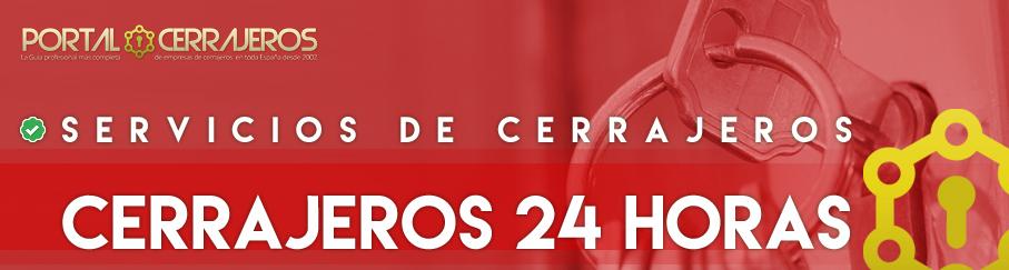 Cerrajeros 24 horas en Andalucia
