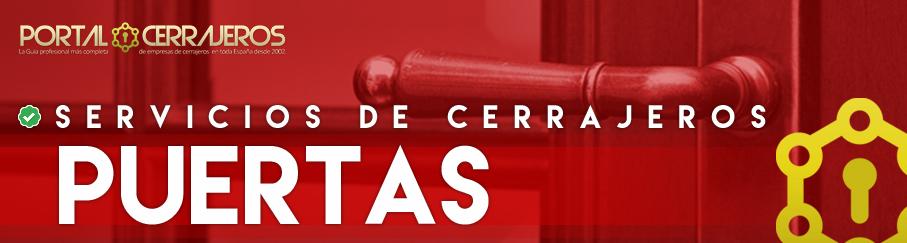 Instalacion reparacion y apertura de puertas en Cataluna