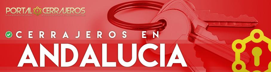Cerrajeros en Andalucia
