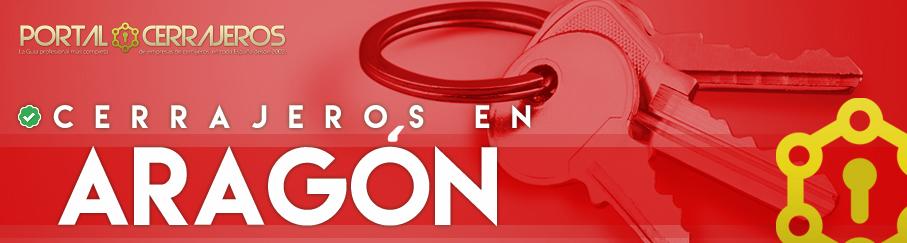Cerrajeros en Aragon