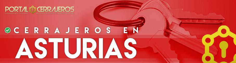 Cerrajeros en Asturias