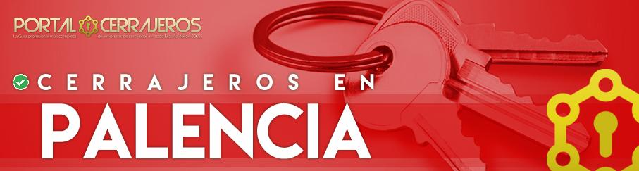 Cerrajeros en Palencia