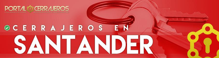 Cerrajeros en Santander